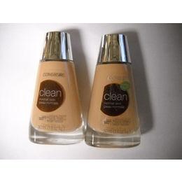 Covergirl,  base facial Clean Normal Skin natural Beije 140,  30ml