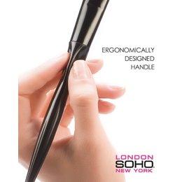 Soho Escova para Sobrancelhas  Pro Brow Brush