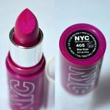 New York Color NYC, Batom  Expert Last Color Lipstick,  Blue Rose 405