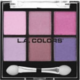 L.A. Colors, Sombra para Olhos Expressions- 6 Color Eyeshadow