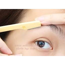 Navalha para fazer sobrancelhas pacote de 2, Eyebrow Razors, 2-ct. Packs - Donna Michelle