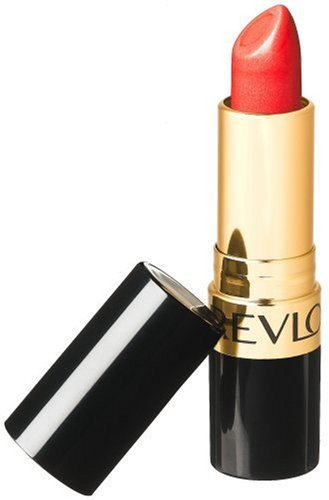 Revlon Super Lustrous Lipstick Pearl, Softsilver Red 425,