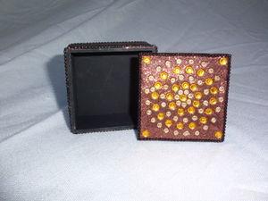Porta Joias -bijuteria