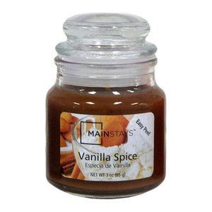 Vela Vanilla Spice Fragrância para Decoração - Mainstay