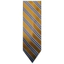 Gravata Amarela - U.S.Polo ASSN