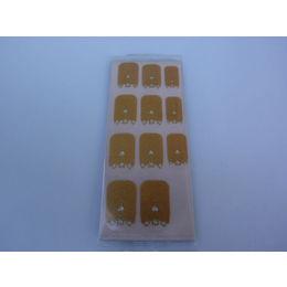 Adesivo para Unhas, Decoradas, KDS02X  -Nail Dress