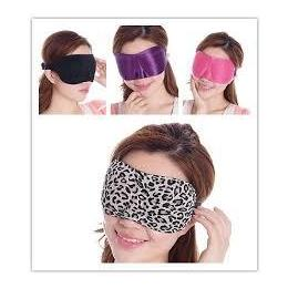 Máscara para dormir-tapa olhos dupla face