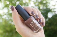 NYC,  New York Color Minute Quick Dry Nail Polish,  207 Brownstone,  9.7ml
