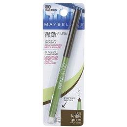 Maybelline Lapis Delineador para olhos DEFINE-A-LINE® EYE  809 Khaki Green