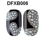 Dashing Diva Adesivos Pelicula para Unhas Design nail