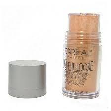 L'Oreal, Po facial e Corpo , On-the-Loose Luminous Powder, Peach Soleil, 8g.