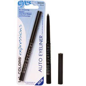 L.A.Colors  Lápis Delineador para Olhos Auto Eyeliner,  Black/Brown  BAE441