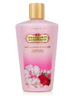 Victoria's Secret - Creme Strawberries & Champagne, Hydrating body e lotion, 250 ml