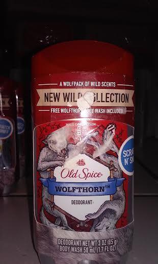 Old Spice Desodorante  Importado Masculino, Wolfthorn, 85g