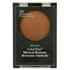 Revlon Blush Compacto ColorStay Mineral  Honey 010 e Deep Bronze 050