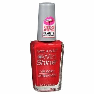 Wet n Wild  Esmalte para Unhas Wild Shine Nail Color 414A RED RED