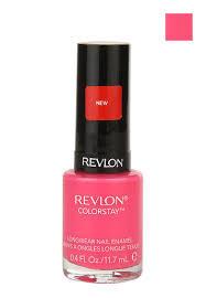 REVLON Colorstay longwear nail Polish 050 passionate pink e 025 seashell 11.7ml