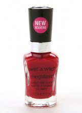 Wet n  Wild, Esmalte para unhas Megalast Salon,  I Red a Good Book 214C
