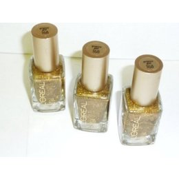 L'Oreal Paris Esmalte para Unhas Nail Color, 168 Gorgeous Gold, 11.7ml