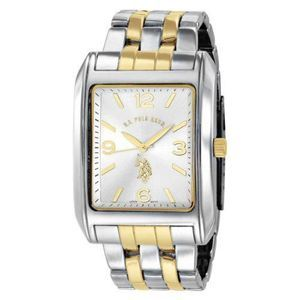 Relógio para Homem-Retangular Bracelete Watch USC2042-U.S.Polo Assn.