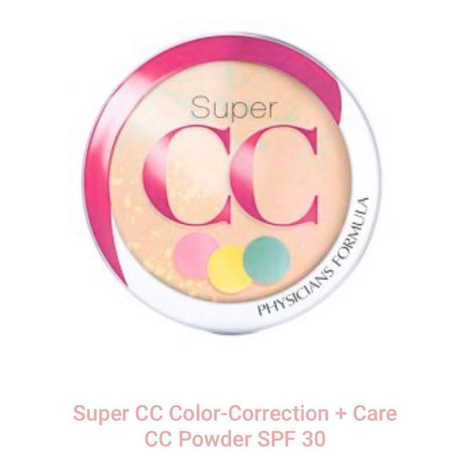 Physicians Formula Super CC+ colour Corrections+ Care CC Powder SPF 30-light/Medium 6216