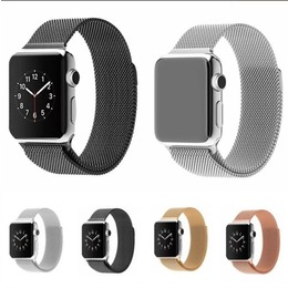 Pulseira Apple Watch Milanese
