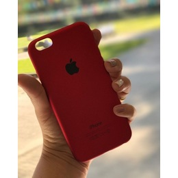Case Red Metálica IPhone