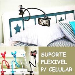 Suporte Flexivel para Celulares