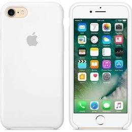 Case Silicone Branco - IPhone Original