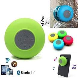 Alto Falante Speaker Bluetooth Resistente a água para Iphone / Ipad / Samsung
