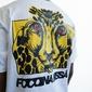 Camiseta FNM Guepardo - Branca