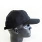 """Boné Dad Hat """"Foco na Missão"""" Rosto - Preto"""