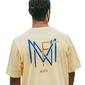 Camiseta FNM Monograma - Amarela