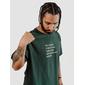 "Camiseta ""Rap de Alma"" - Verde musgo"