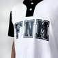 "Camiseta ""Collab FNM x Street A!"" - Branca"