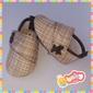 Sapatinhos com Velcro - Estampados (MA13)