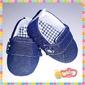 Sapatinhos com Faixa - Cores Lisas/Jeans (MA06)