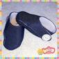 Sapatinhos com Velcro - Cores Lisas/Jeans (MA15)