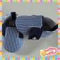 Sapatinhos com Faixa e Velcro - Estampados (MA07)