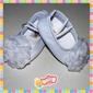 Sapatinhos com Elástico - Cores Lisas/Jeans (FA05)