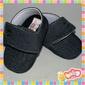 Sapatinhos com Velcro - Cores Lisas/Jeans (MA20)
