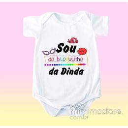 5f4d00d909 Body Bloquinho da Dinda