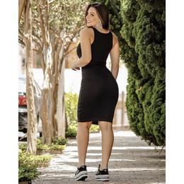 Vestido Leila tubinho