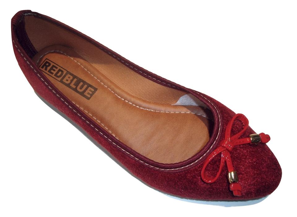 2a9b2a772 Comprar. Sapatilha RED BLUE em Veludo Extra Conforto Vermelho - Atacado ...