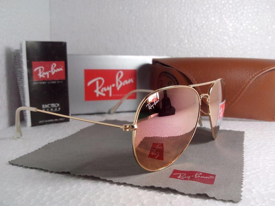 99de3209cf633 Aviador Rosê Espelhado - ♡ - AB Shopp