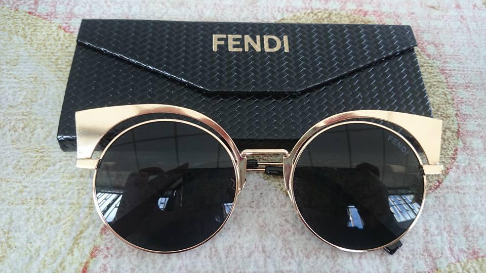 Fendi EYESHINE Preto - AB Shopp 79478237c4