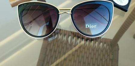 Óculos New Dior Gatinho Preto - AB Shopp cab6e350f2