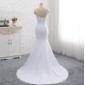 Vestido de Noiva Sereia Renda