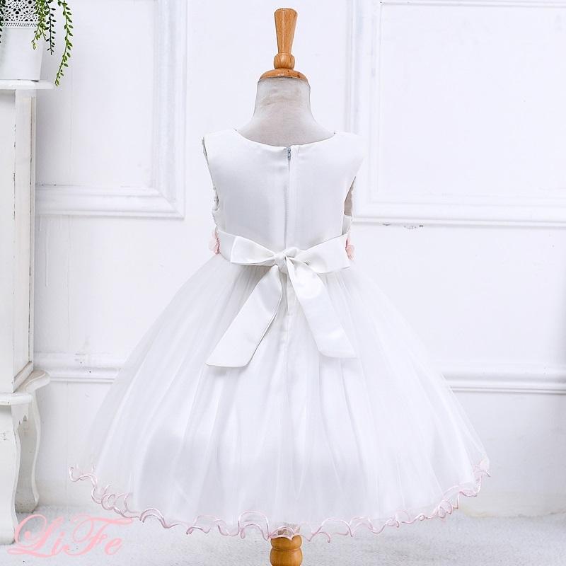 10ee0a7ac Vestido daminha casamento festa Clarisse - LiFe Noiva