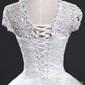 Vestido Renda Brilho Princesa